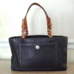 Coach | Pebbled Leather Tote